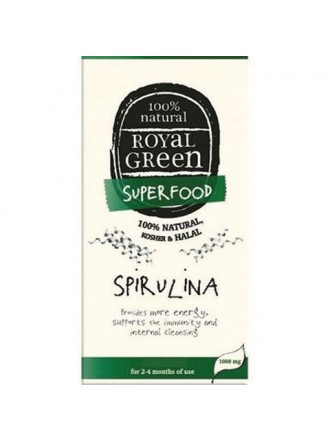 ROYAL GREEN SPIROULINA 60CAPS