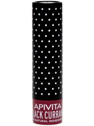 APIVITA LIP CARE BLACKCURRANT 4.4GR