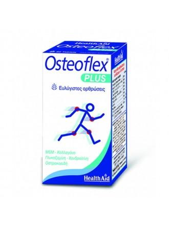 HEALTH AID OSTEOFLEX PLUS (GLUCOSAMINE + CHONDROITIN+MSM) TABLETS 60'S