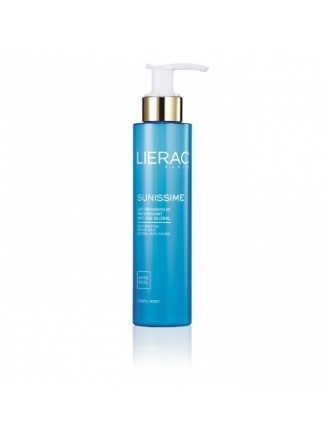 LIERAC SUNISSIME REHYDRATING REPAIR MILK GLOBAL ANTI-AGIGING AFTER SUN 150ML