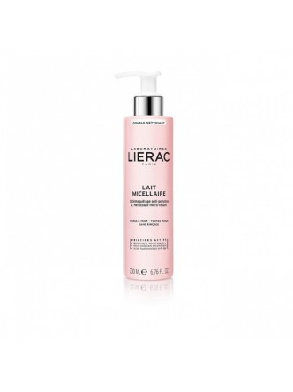 LIERAC DEMAQUILLANT LAIT MICELLAIRE 200ML