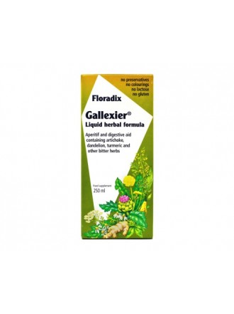 POWER HEALTH FLORADIX GALLEXIER 250ML