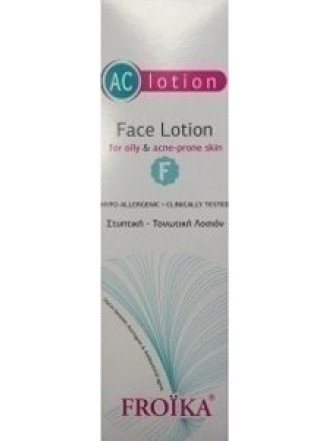 FROIKA AC FACE LOTION F 200ML