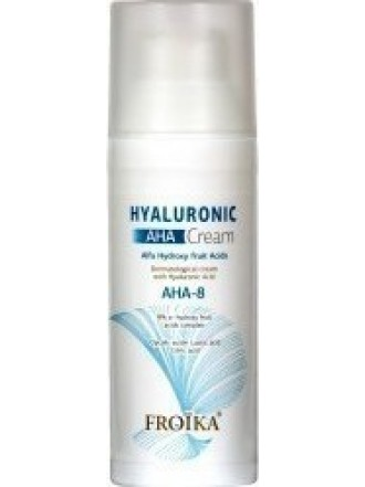 FROIKA HYALURONIC AHA-8 CREAM 50ML