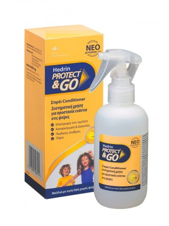 HEDRIN PROTECT & GO 200ML