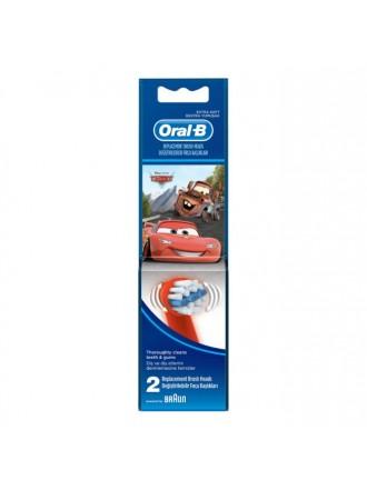 ORAL B STAGES KIDS ΑΝΤΑΛΛΑΚΤΙΚΑ POWER CARS 2 ΤΜΧ