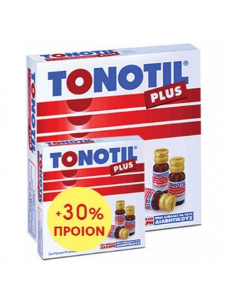 TONOTIL PLUS AMPOULES 10X10ML