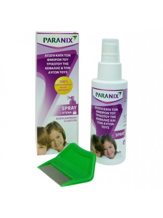 PARANIX SPRAY LOTION 100ML