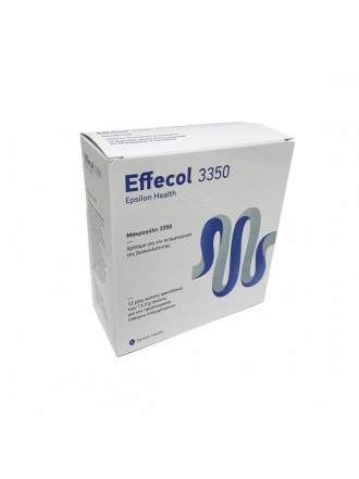 EPSILON HEALTH EFFECOL 3350 12 ΦΑΚΕΛΙΣΚΟΙ