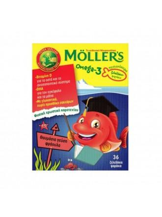 Moller's MOLLER'S 36 ΜΑΣΩΜΕΝΕΣ ΤΑΜΠΛΕΤΕΣ ΦΡΑΟΥΛΑ