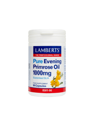 LAMBERTS EVENING PRIMOSE OIL 1000mg 90CAPS