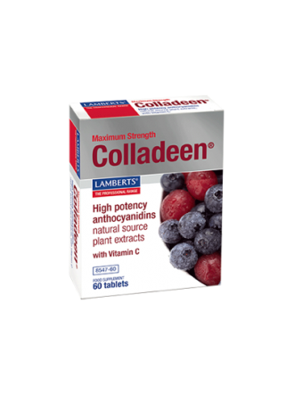 LAMBERTS COLLADEEN DOUBLE STRENGTH 160MG 60TABS