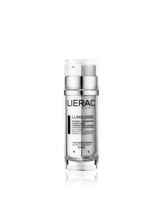 LIERAC LUMILOGIE DAY & NIGHT DARK - SPOT CORRECTION DOUBLE CONCENTRATE 30ML