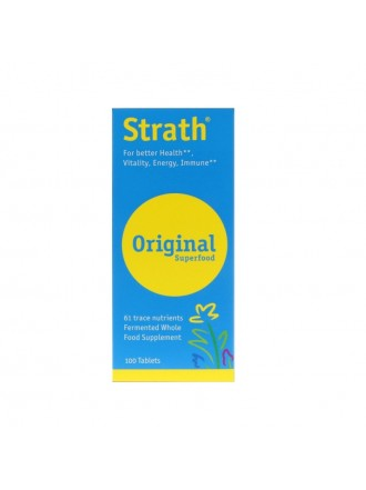 A.VOGEL STRATH ORIGINAL SUPERFOOD 100 ΤΑΜΠΛΕΤΕΣ