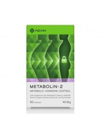 AGAN METABOLIN 2 60 ΚΑΨΟΥΛΕΣ