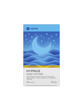 AGAN HYPNUS SLEEP FACTORS 20 ΦΥΤΙΚΕΣ ΚΑΨΟΥΛΕΣ