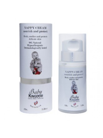BABY KINGDOM NAPPY CREAM 150ML