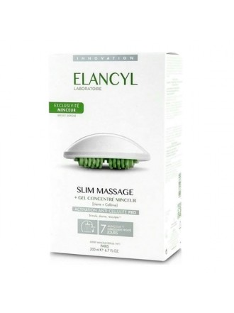 ELANCYL SLIM MASSAGE + SLIMMING CONCENTRATE GEL (Ivy & Caffeine) 200ML ΜΑΣΑΖ ΚΑΤΑ ΤΗΣ ΚΥΤΤΑΡΙΤΙΔΑΣ