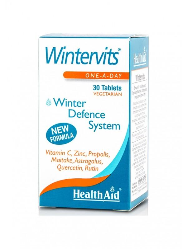 HEALTH AID WINTERVITS - 30tabs
