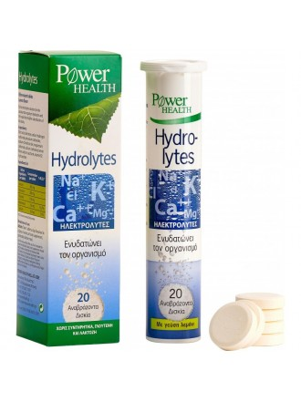 POWER HEALTH HYDROLYTES 20caps