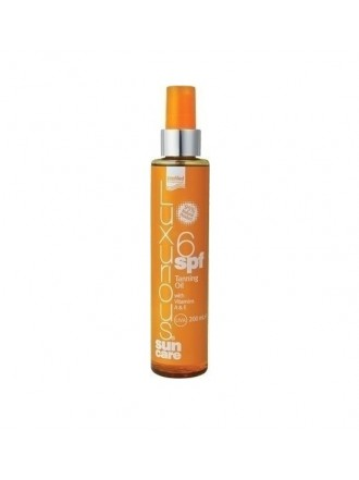 INTERMED LUXURIOUS SUN CARE TANNING OIL SPF6 200ML