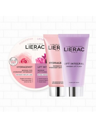 LIERAC Hydragenist & Lift Integral Duo Mask 2x6ml