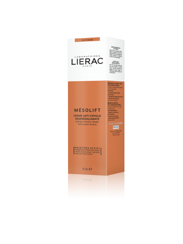 Lierac Mesolift Remineralising Anti-Fatigue Cream