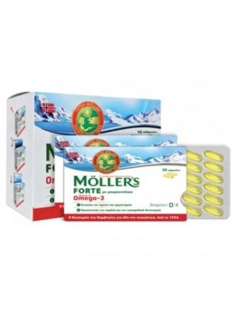 MOLLER'S FORTE OMEGA -3 150CAPS