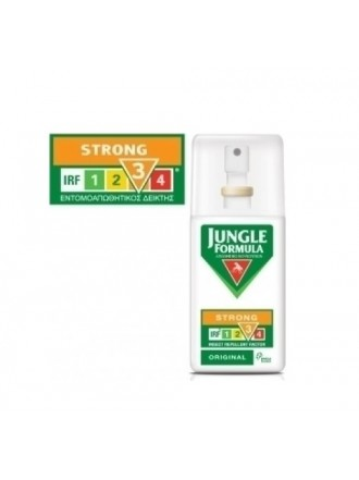 OMEGA PHARMA JUNGLE FORMULA STRONG ORIGINAL ME IRF 3 SPRAY 75ML