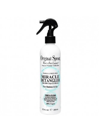 ORIGINAL SPROUT MIRACLE DETANGLER FOR BABIES & UP 354ML