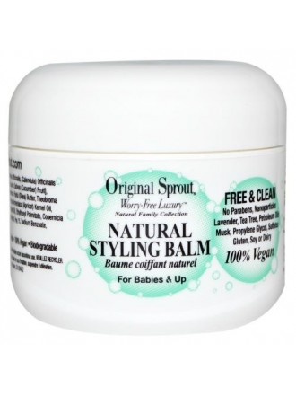 ORIGINAL SPROUT NATURAL STYLING BALM FOR BABIES & UP 59.1ML