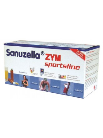 POWER HEALTH DR.WOLZ SANUZELLA ZYM SPORTSLINE 14X20ML + 14CAPS