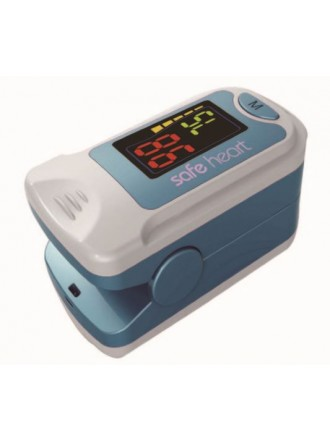 SAFE HEART FINGER PULSE OXIMETER SHO-3001