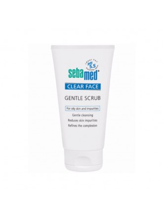 SEBAMED CLEAR FACE GENTLE SCRUB 150ML