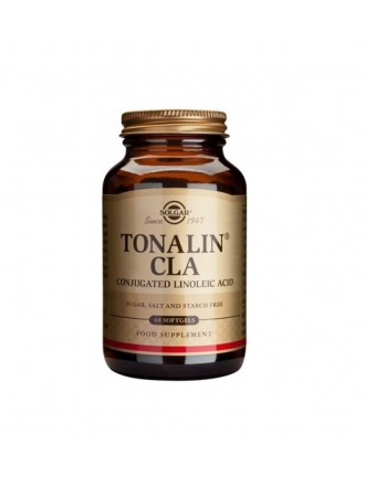 SOLGAR TONALIN CLA SOFTGELS 60S