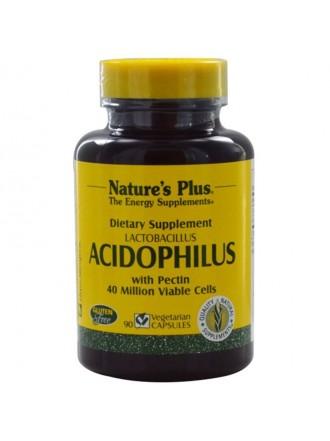 NATURE'S PLUS ACIDOPHILUS 90VCAPS
