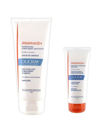 DUCRAY ANAPHASE+ CHUTE DE CHEVEUX SHAMPOO 200ML ΣΑΜΠΟΥΑΝ ΚΑΤΑ ΤΗΣ ΤΡΙΧΟΠΤΩΣΗΣ & ANAPHASE+ CONDITIONER 50ML