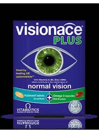 VITABIOTICS VISIONACE PLUS 56TABS