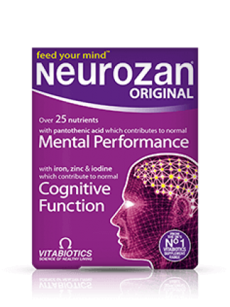 VITABIOTICS NEUROZAN 30CAPS