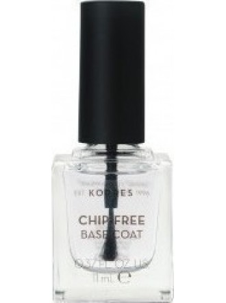 KORRES CHIP FREE BASE COAT 11ML