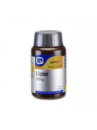 QUEST L-LYCINE 500MG 60CAPS