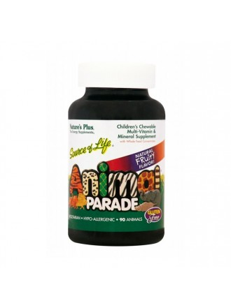 NATURE'S PLUS ANIMAL PARADE ASSORTED 90TABS