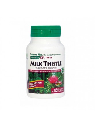 NATURE'S PLUS MILK THISTLE 250 MG 60VCAPS