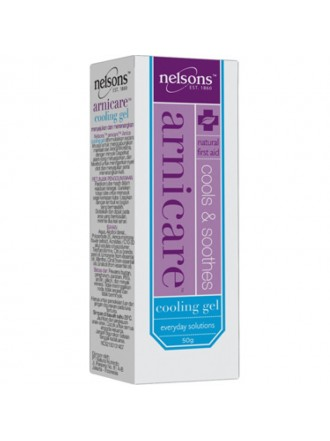 POWER HEALTH NELSONS SOOTHING ARNICARE COOLING GEL 50GR