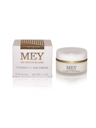 MEY VITAMIN A + AHA CREAM 50ml