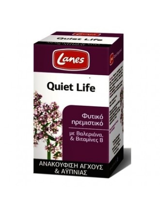 LANES QUIET LIFE 50TAB
