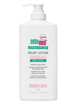 SEBAMED UREA 5% LOTION 400ML