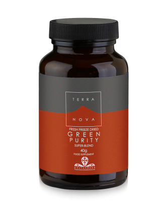TERRANOVA GREEN PURITY SUPERBLEND POWDER 40GR