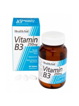HEALTH AID VITAMIN B3 90TABS