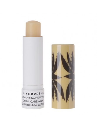 KORRES LIPBALM ΑΛΟΗ EXTRA CARE 5ML